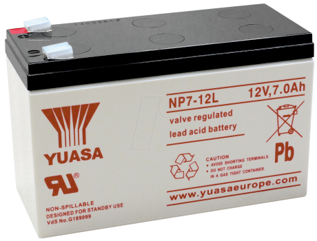 burglat alarm backup battery
